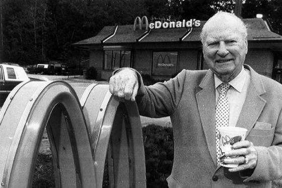 Секрет успеха сети McDonald's