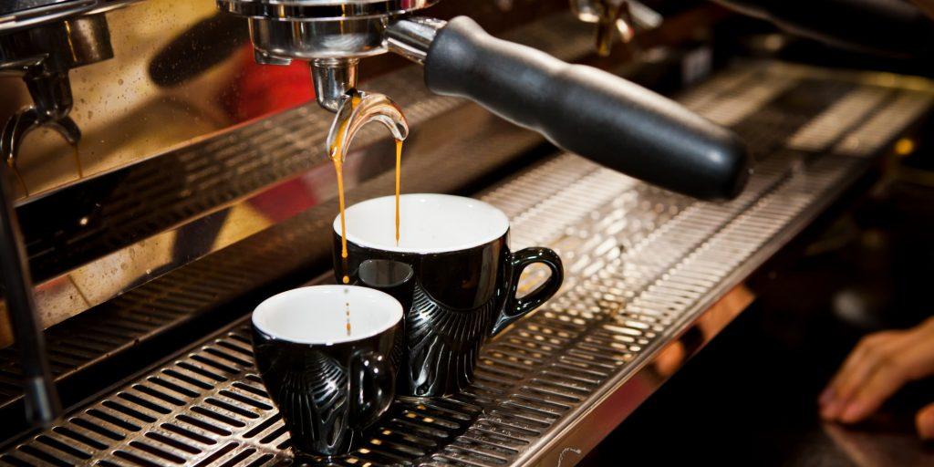 Бизнес на кофемашинах