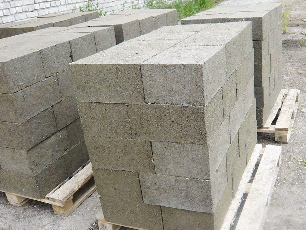 Опилкобетон в строительстве