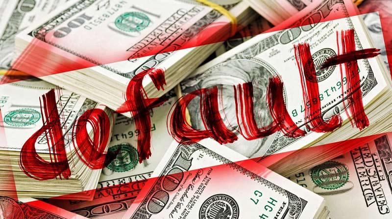 долговой дефолт что это такое