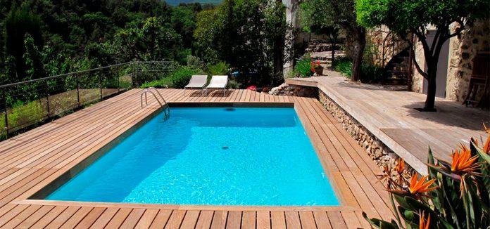 Строительство дачных бассейнов
