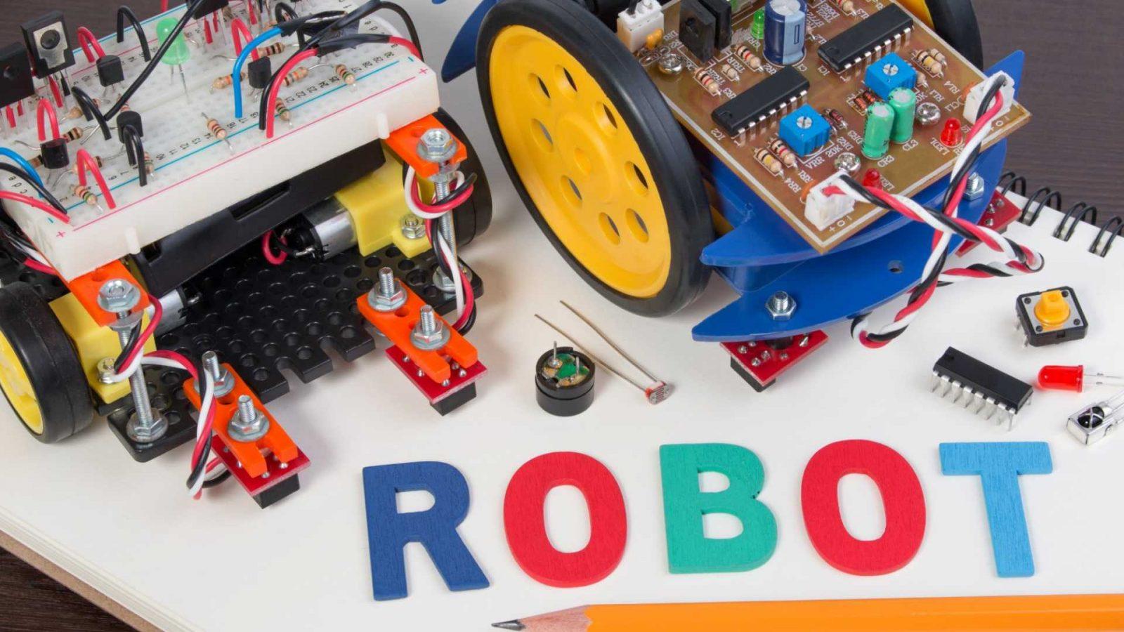 Как открыть магазин технически сложных игрушек